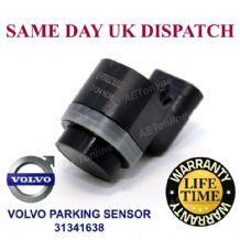 VOLVO PDC PARKING SENSOR 3 PINS S60 S80 V70 XC70 31341638